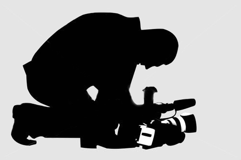 Cameraman sil