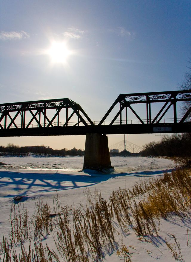 Winter-Sun-Winnipeg