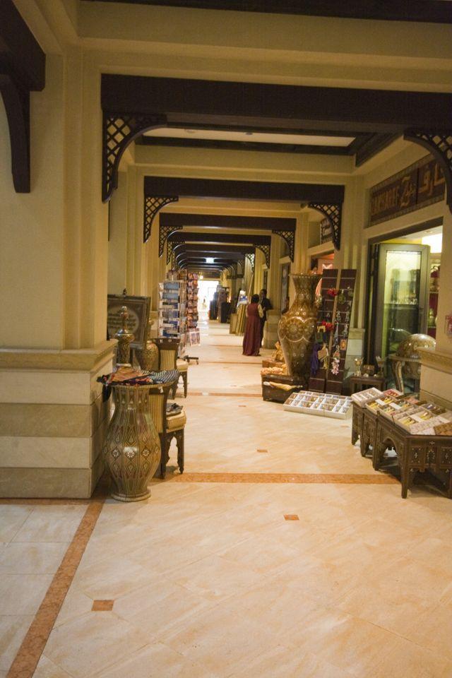 Dubai Souk Alley