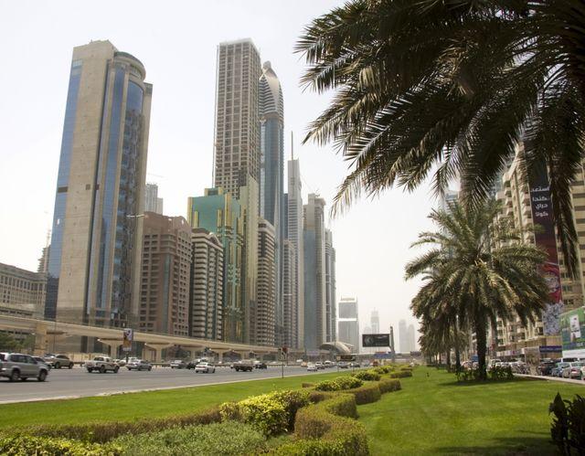 Dubai Shaikh Zayed Road