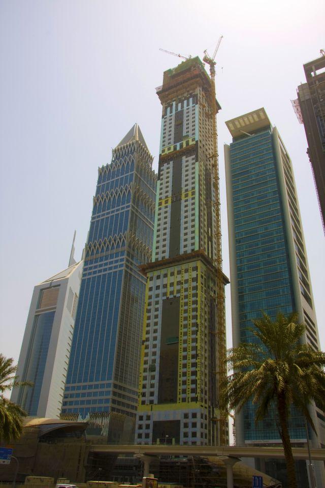 Dubai shaikh Zayed Road 02