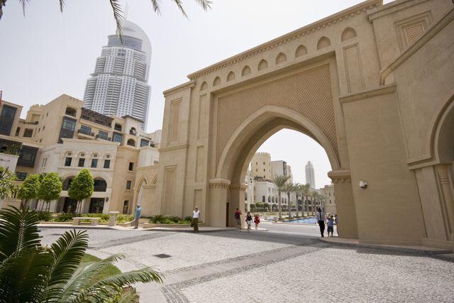 Dubai Contrat
