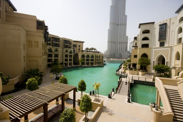 Dubai Burj Dubai