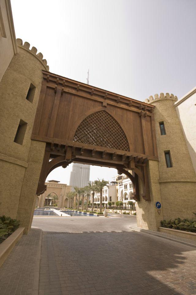 Dubai Arabian Gateway