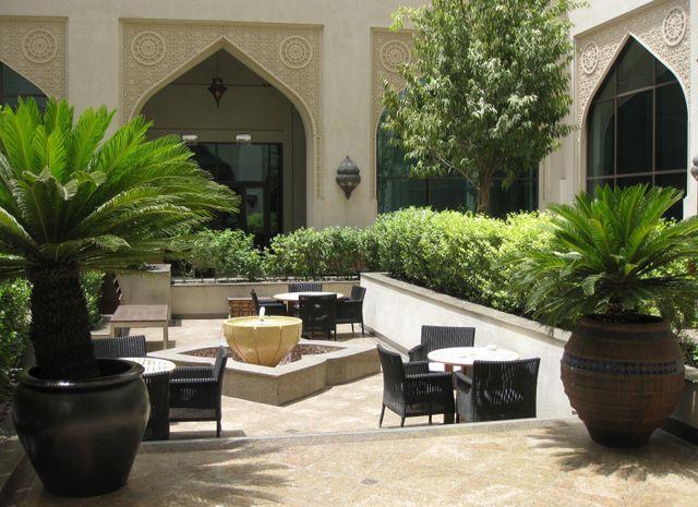 Dubai Al Manzil Courtyard 02