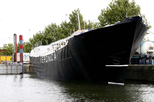 Hoop's Blog: Ahoy! Pirate ship in Belgium